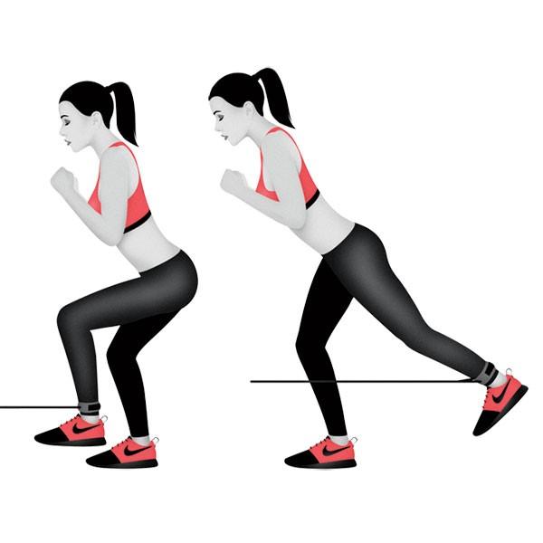EXERCISE 6 SPRINTER KICKBACK